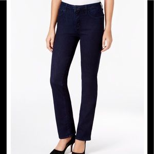NWT Not Your Daughters Jeans Straight Leg